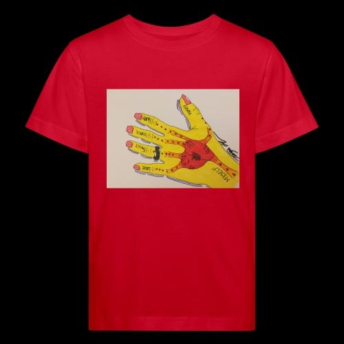 9D8D600F D04D 4BA7 B0EE 60442C72919B - Organic børne shirt