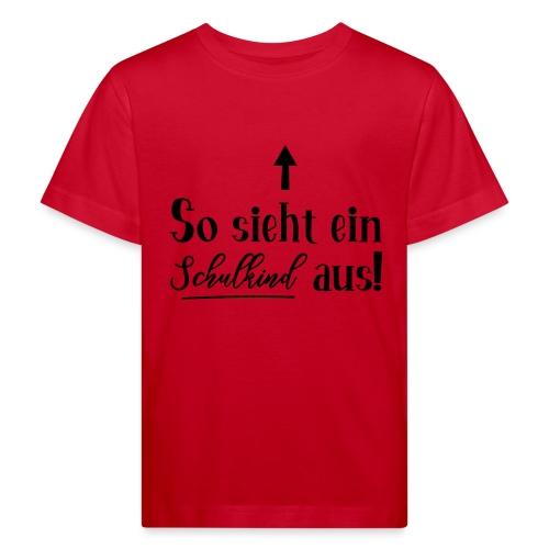 Schulkind 2019 - Kinder Bio-T-Shirt