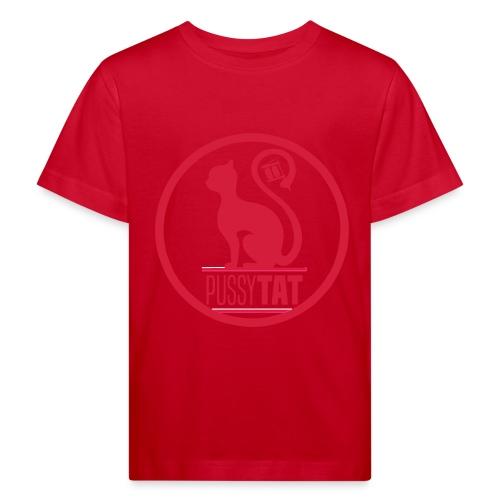 PussyV001 - Kinder Bio-T-Shirt