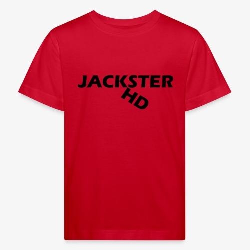 jacksterHD shirt design - Kids' Organic T-Shirt