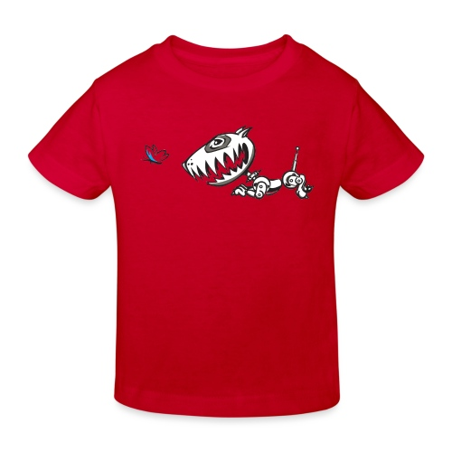 Robodog - Kids' Organic T-Shirt