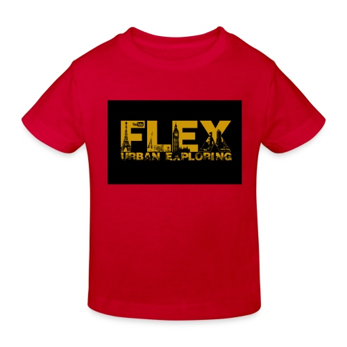 FlexUrban - Kids' Organic T-Shirt