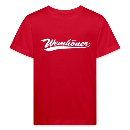 wemhoner - Kids' Organic T-Shirt