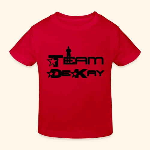Team_Tim - Kids' Organic T-Shirt