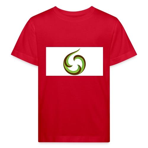 smartphone aroha - Lasten luonnonmukainen t-paita