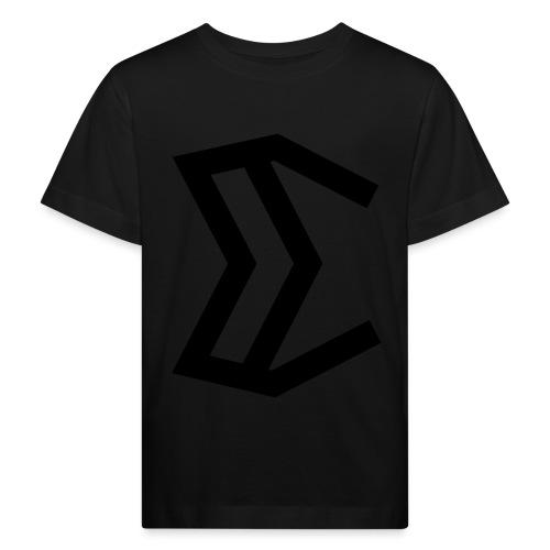 E - Kids' Organic T-Shirt