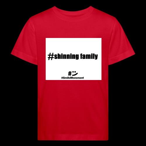 shinning family - T-shirt bio Enfant