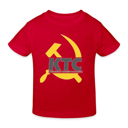kto communism shirt - Ekologisk T-shirt barn