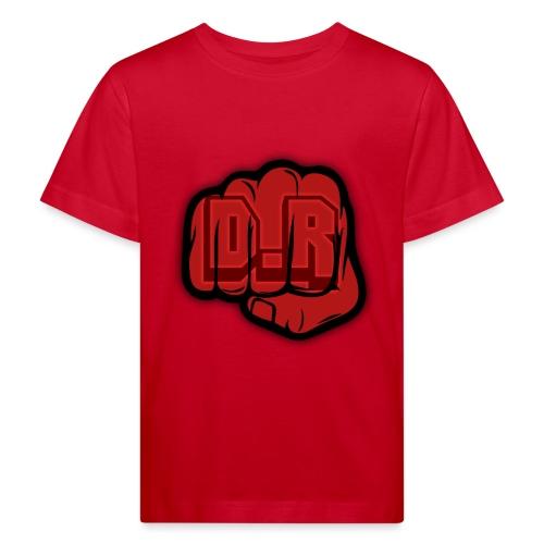 DigitalRelic Big Fist Logo - Ekologisk T-shirt barn