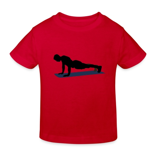 Training - T-shirt bio Enfant
