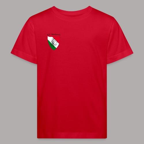 Wappen Struthonia (vorne) - Kinder Bio-T-Shirt