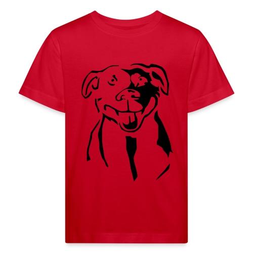 Staffordshire Bull Terrier - Lasten luonnonmukainen t-paita