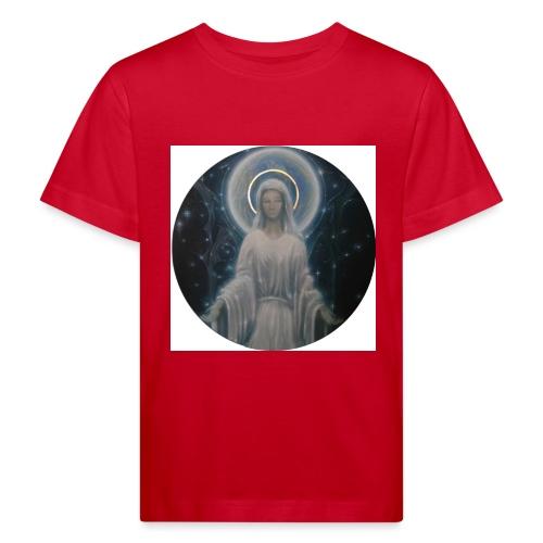 圣母玛利亚 Notre Dame by Jean Libon - T-shirt bio Enfant