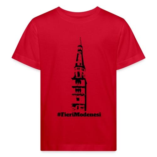 #FieriModenesi - Maglietta ecologica per bambini