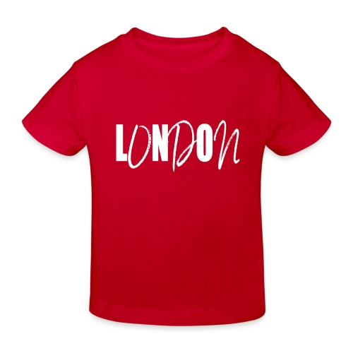 LONDON - Kinder Bio-T-Shirt