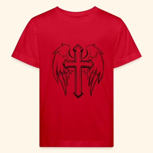 Faith and love - Kids' Organic T-Shirt