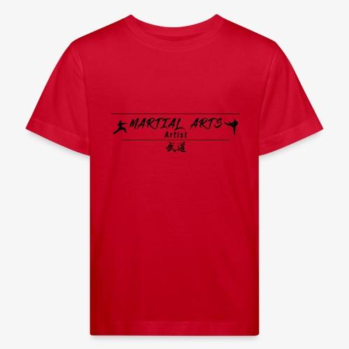 MARTIAL ARTS ARTIST - T-shirt bio Enfant