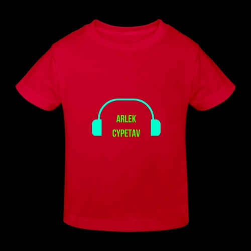 ARLEK CYPETAV - T-shirt bio Enfant