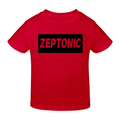 Zeptonic Teenage T-Shirt - Kids' Organic T-Shirt