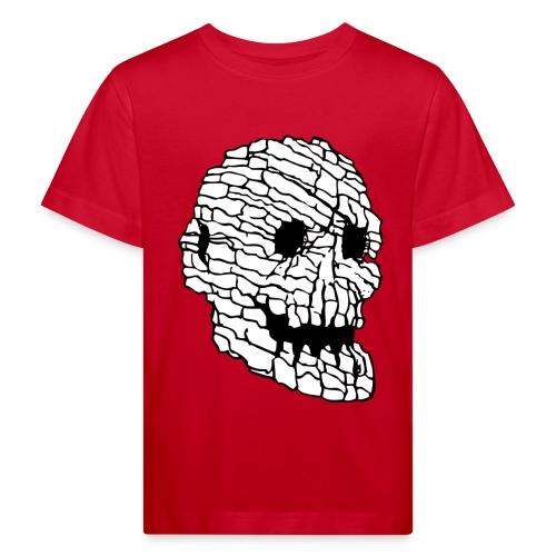 Ugly Totenkopf - Kinder Bio-T-Shirt