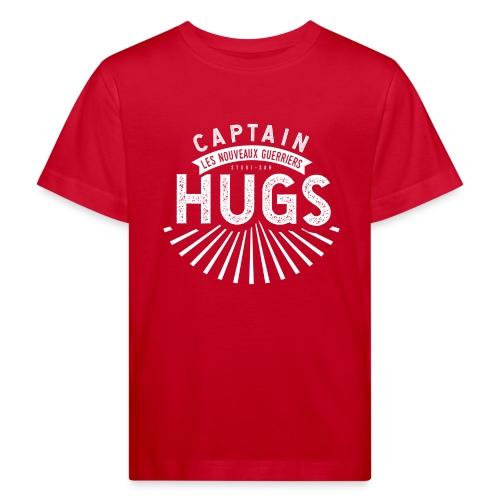 captainhugs - T-shirt bio Enfant