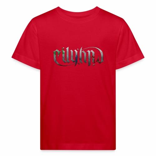 Cityard Ambigram HeavyMetal CMYK √ - Organic børne shirt