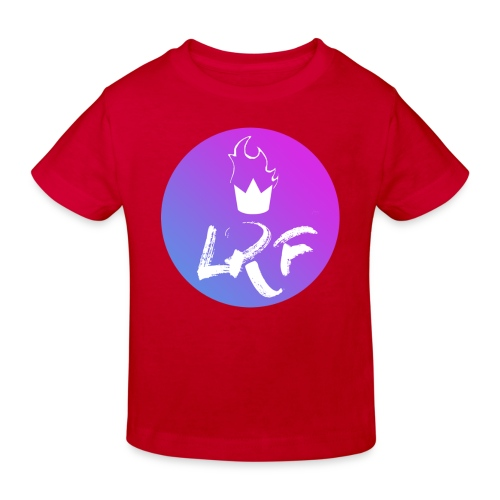 LRF rond - T-shirt bio Enfant