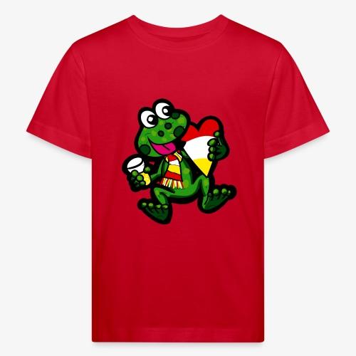 Oeteldonk Kikker - Kinderen Bio-T-shirt
