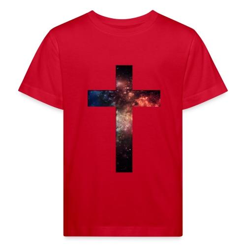 Cross Galaxy - Kinderen Bio-T-shirt