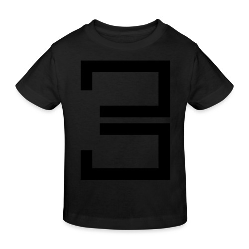3 - Kids' Organic T-Shirt