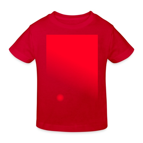 Red - Kinder Bio-T-Shirt