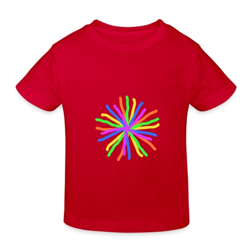 Farbenstern - Kinder Bio-T-Shirt