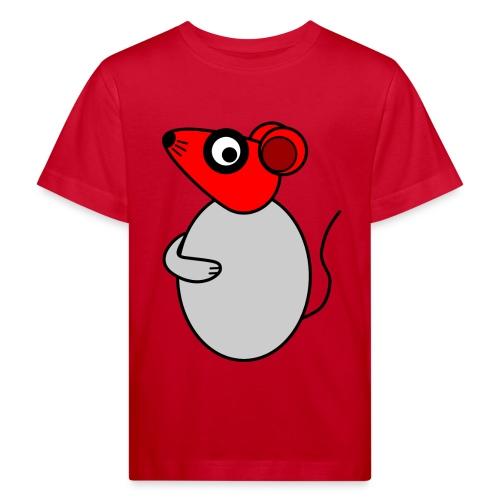 Rat - not Cool - c - Kids' Organic T-Shirt