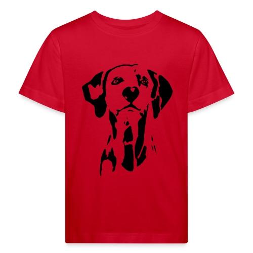 Dalmatiner - Kinder Bio-T-Shirt