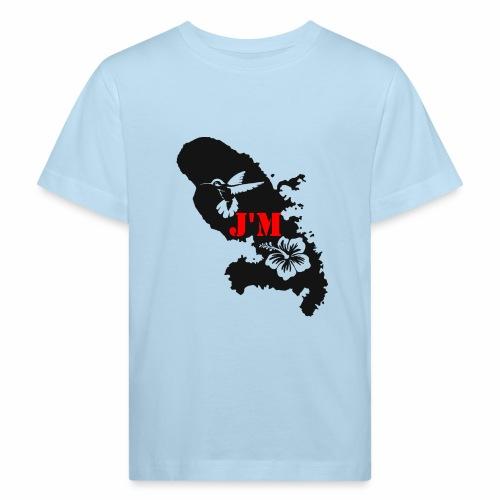 J'M La Martinique - T-shirt bio Enfant