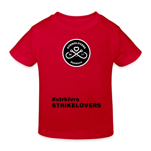 StrikeLovers Circle - Kinder Bio-T-Shirt