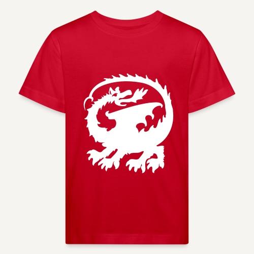 smok3 - Ekologiczna koszulka dziecięca