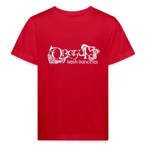 dragunlogo - Lasten luonnonmukainen t-paita