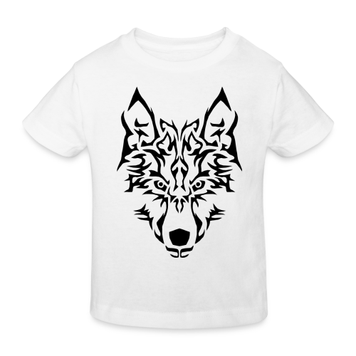 Tribal Wolf - T-shirt bio Enfant