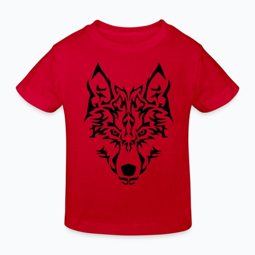 Tribal Wolf - T-shirt bio Enfant
