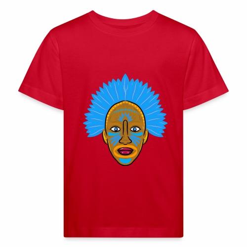 Máscara - Camiseta ecológica niño