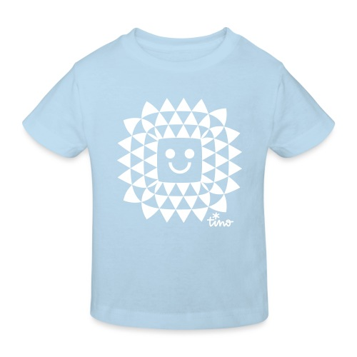 Sun Flower - T-shirt bio Enfant