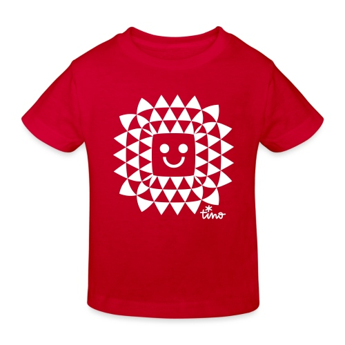 Sun Flower - T-shirt bio Enfant