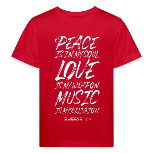 Djecko 001 - T-shirt bio Enfant