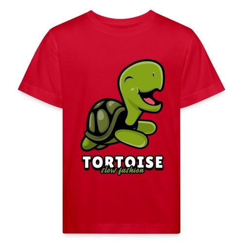 Tortoise slow fashion - Kinder Bio-T-Shirt