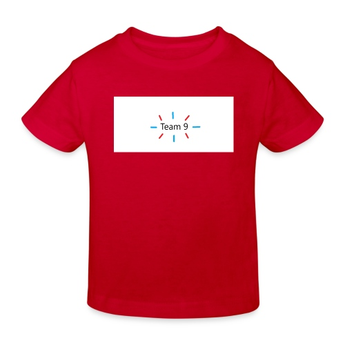 Team 9 - Kids' Organic T-Shirt