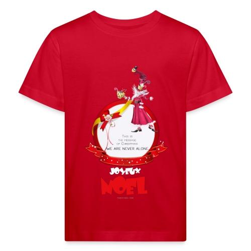 pt ch fr - Kids' Organic T-Shirt