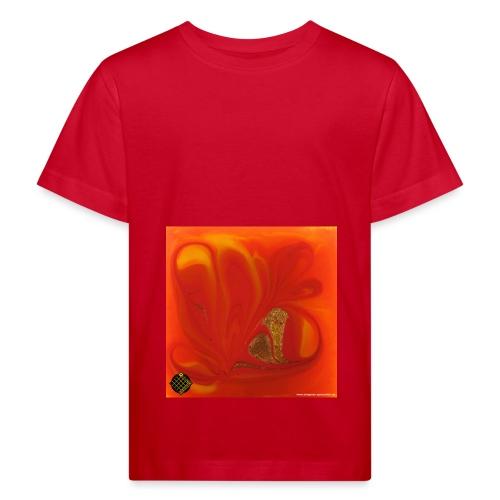 at099hoeraufdeinherz - Kinder Bio-T-Shirt