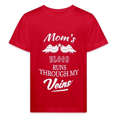 Mom's - T-shirt bio Enfant