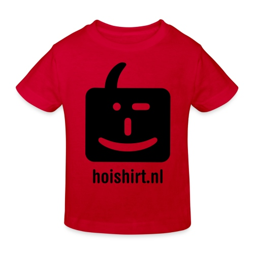hoi back ai - Kinderen Bio-T-shirt